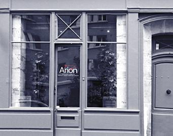 Arion la domiciliation d'entreprise à Paris